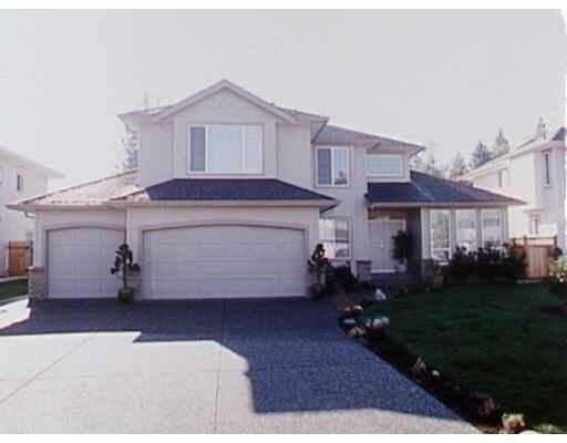 Main Photo: 20516 122B Avenue in Maple_Ridge: Northwest Maple Ridge House for sale (Maple Ridge)  : MLS®# V711507