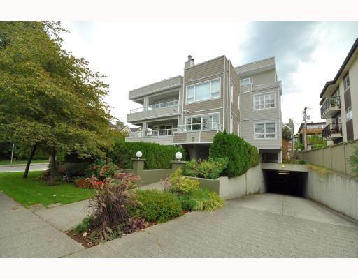 Main Photo: # 103 2110 YORK AV in Vancouver: Condo for sale : MLS®# V790281
