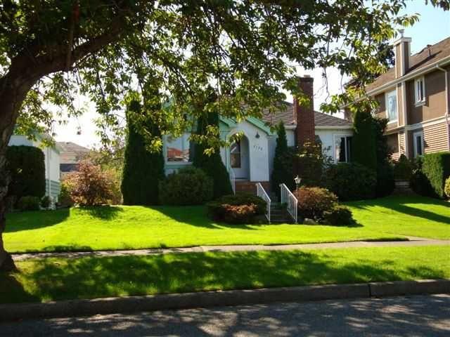 Main Photo: 2150 W 20th AV in Vancouver West: House for sale : MLS®# V792903