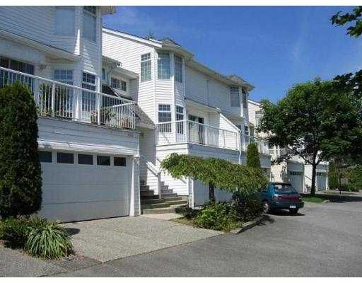 Main Photo: 402 1180 FALCON Drive in Coquitlam: Eagle Ridge CQ Townhouse for sale : MLS®# V649599
