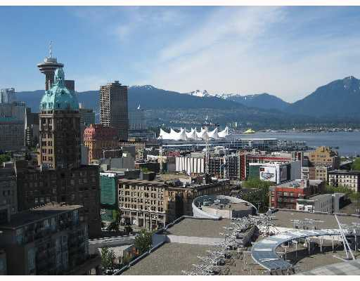 """Main Photo: 2305 58 KEEFER Place in Vancouver: Downtown VW Condo for sale in """"FIRENZE TOWER I"""" (Vancouver West)  : MLS®# V651456"""