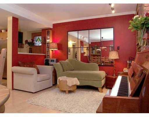 """Main Photo: 1 335 W 13TH AV in Vancouver: Mount Pleasant VW Townhouse for sale in """"CITY HALL"""" (Vancouver West)  : MLS®# V575795"""