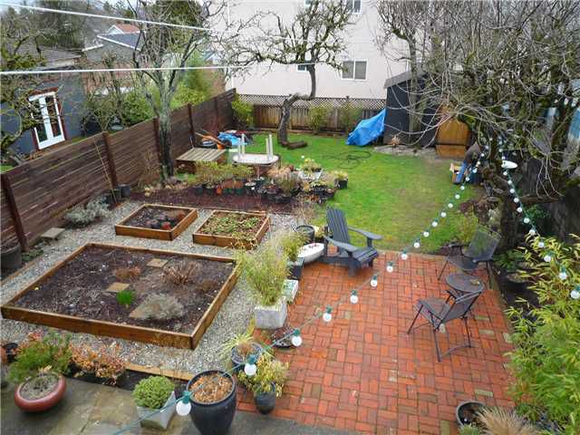 Photo 9: Photos: 4180 ST CATHERINES ST in Vancouver: Fraser VE House for sale (Vancouver East)  : MLS®# V875358