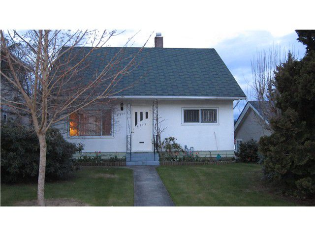 Main Photo: 2711 HORLEY ST in Vancouver: Collingwood VE House for sale (Vancouver East)  : MLS®# V885177