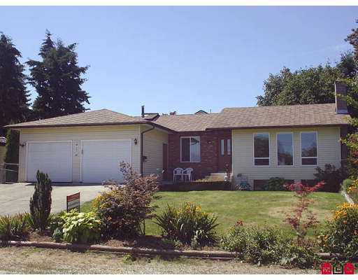 Main Photo: 2417 RIDEAU Street in Abbotsford: Abbotsford West House for sale : MLS®# F2720545