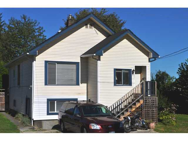 Main Photo: 931 4th Street in New Westminster: GlenBrooke North House for sale : MLS®# V909289