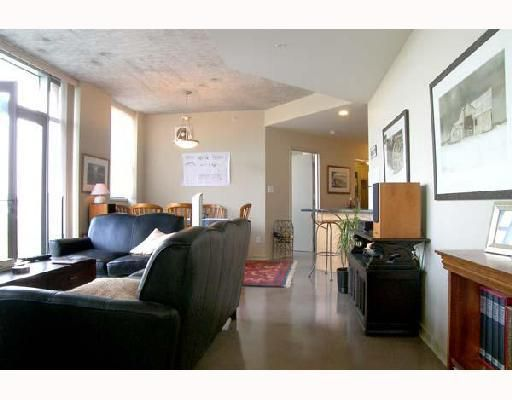"""Main Photo: 504 919 STATION Street in Vancouver: Mount Pleasant VE Condo for sale in """"THE LEFTBANK"""" (Vancouver East)  : MLS®# V677297"""