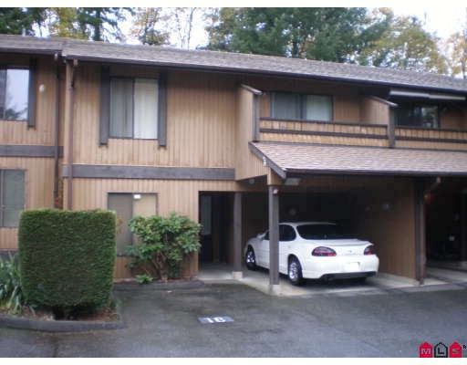 Main Photo: 2998 Mouat Drive in Abbotsford: Townhouse for sale