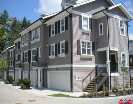 Main Photo: 76 15075 60TH AV in Surrey: House for sale (Sullivan Station)  : MLS®# F2610395