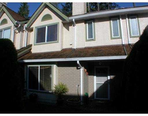 "Main Photo: 106 3980 INLET CR in North Vancouver: Indian River Townhouse for sale in ""PARKSIDE"" : MLS®# V563121"