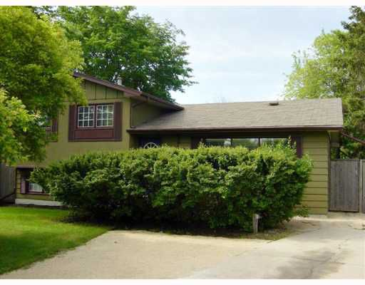 Main Photo: 26 ASCOT Bay in WINNIPEG: Murray Park Single Family Detached for sale (South Winnipeg)  : MLS®# 2710209