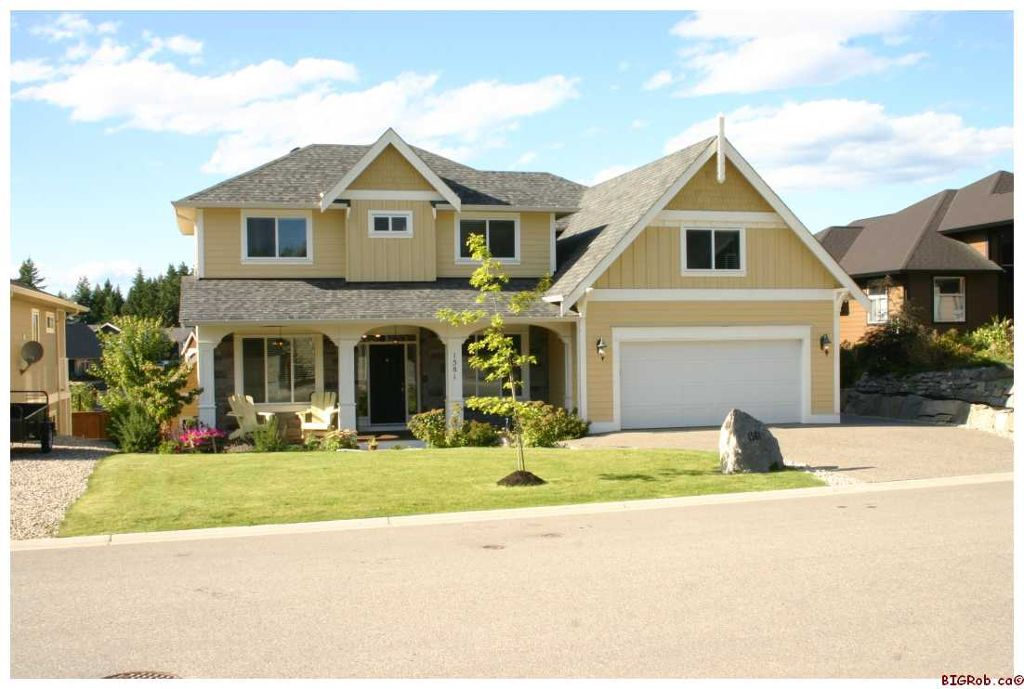 Main Photo: 1581 - 24th Street N.E. in Salmon Arm: Lakeveiw Meadows Residential Detached for sale : MLS®# 10034443