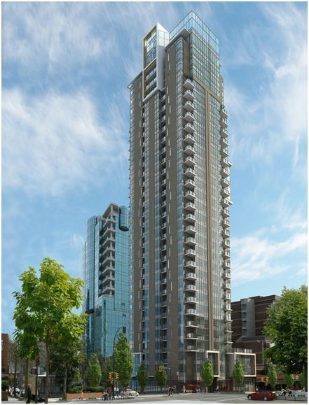 "Main Photo: 1308 Hornby St in Vancouver: Condo for sale in ""SALT"" (Vancouver West)"