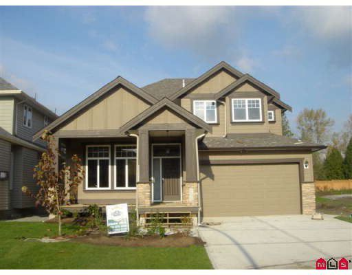 """Main Photo: 21175 83B Avenue in Langley: Willoughby Heights House for sale in """"Yorkson"""" : MLS®# F2722236"""