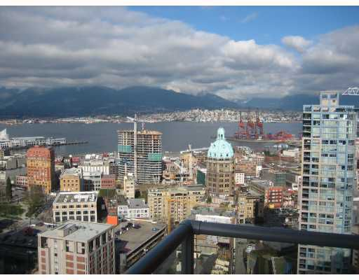 """Main Photo: 3303 602 CITADEL PARADE BB in Vancouver: Downtown VW Condo for sale in """"SPECTRUM 4"""" (Vancouver West)  : MLS®# V692010"""