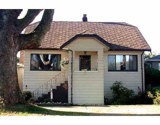 Main Photo: 76 E 42ND Avenue in Vancouver: Main House for sale (Vancouver East)  : MLS®# V701097