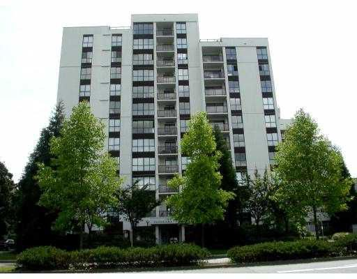 """Main Photo: 501 7040 GRANVILLE AV in Richmond: Brighouse South Condo for sale in """"PANORAMA PLACE"""" : MLS®# V543861"""