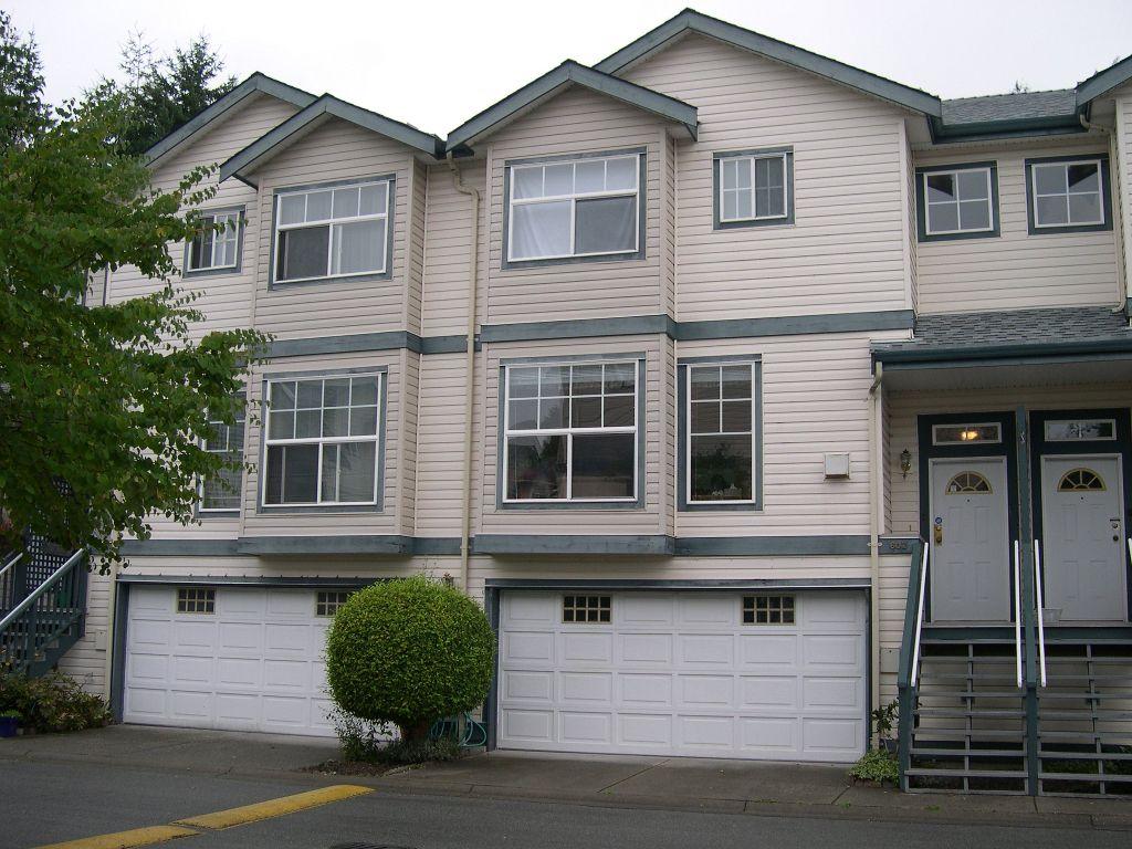 "Main Photo: 602 9118 149TH Street in Surrey: Bear Creek Green Timbers Townhouse for sale in ""WILDWOOD GLEN"" : MLS®# F1024617"