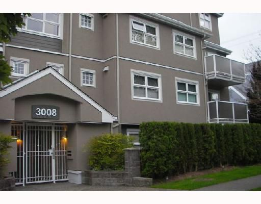 """Main Photo: 201 3008 WILLOW Street in Vancouver: Fairview VW Condo for sale in """"WILLOW PLACE"""" (Vancouver West)  : MLS®# V719949"""