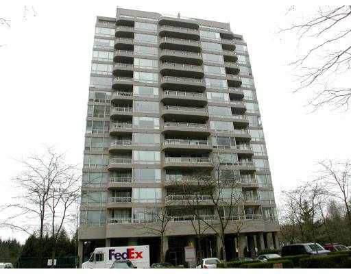 """Main Photo: 706 9623 MANCHESTER Drive in Burnaby: Cariboo Condo for sale in """"STRATHMORE TOWER"""" (Burnaby North)  : MLS®# V752050"""