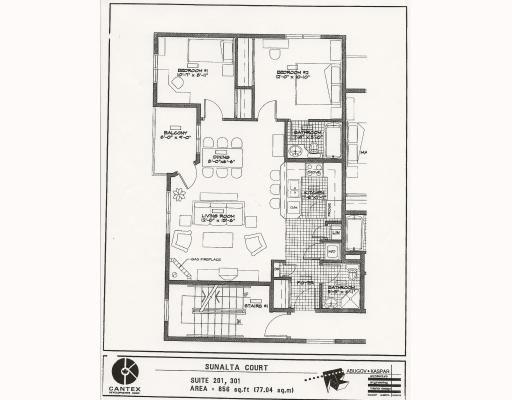 Main Photo: 301 1833 11 Avenue SW in CALGARY: Sunalta Condo for sale (Calgary)  : MLS®# C3392689