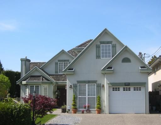 "Main Photo: 9380 PINEWELL Crescent in Richmond: Saunders House for sale in ""SAUNDERS"" : MLS®# V788702"
