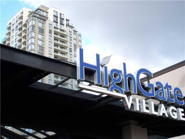 "Main Photo: 701 7088 SALISBURY Avenue in Burnaby: Highgate Condo for sale in ""WEST @ HIGHGATE VILLAGE"" (Burnaby South)  : MLS®# V865273"