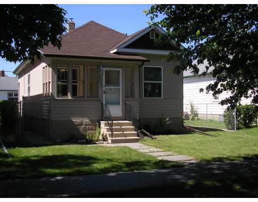 Main Photo: 603 WINONA Street in WINNIPEG: Transcona Residential for sale (North East Winnipeg)  : MLS®# 2815690
