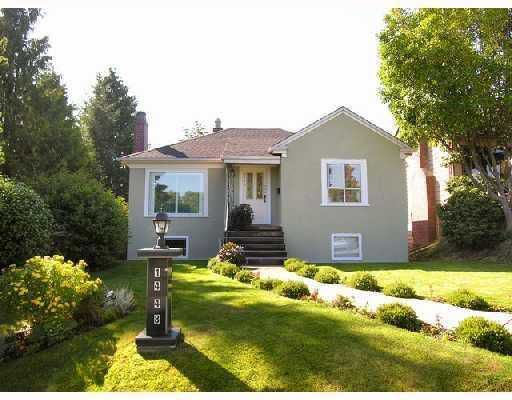 Main Photo: 1448 E 37TH Avenue in Vancouver: Knight House for sale (Vancouver East)  : MLS®# V732635