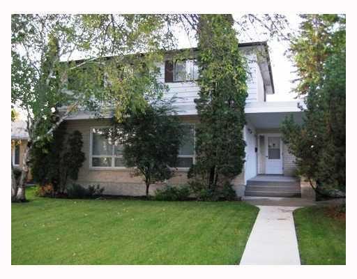 Main Photo: 813 LANARK Street in WINNIPEG: River Heights / Tuxedo / Linden Woods Residential for sale (South Winnipeg)  : MLS®# 2818652