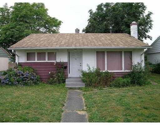 Main Photo: 8607 10TH AV in Burnaby: The Crest House for sale (Burnaby East)  : MLS®# V551251