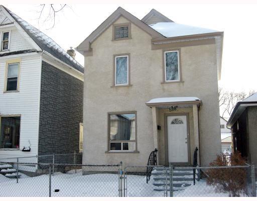 Main Photo: 688 VICTOR Street in WINNIPEG: West End / Wolseley Residential for sale (West Winnipeg)  : MLS®# 2903070