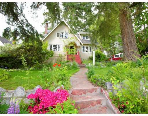 Main Photo: 3357 W 35TH Avenue in Vancouver: Dunbar House for sale (Vancouver West)  : MLS®# V769136