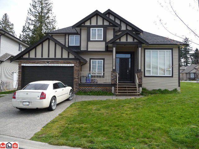 Main Photo: 27724 SIGNAL Court in Abbotsford: Aberdeen House for sale : MLS®# F1010383