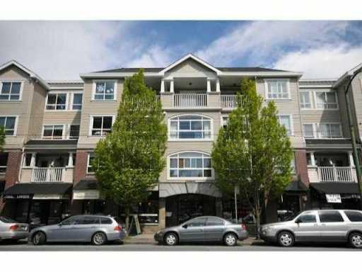 "Main Photo: 313 3333 W 4TH Avenue in Vancouver: Kitsilano Condo for sale in ""BLENHEIM TERRACE"" (Vancouver West)  : MLS®# V826747"