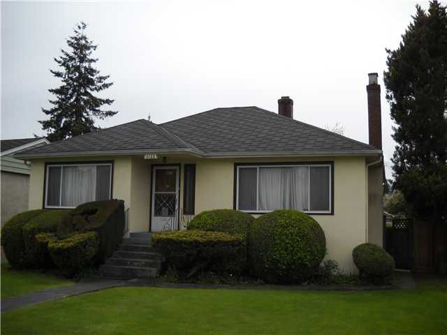 """Main Photo: 3122 W 16TH Avenue in Vancouver: Arbutus House for sale in """"ARBUTUS"""" (Vancouver West)  : MLS®# V829119"""