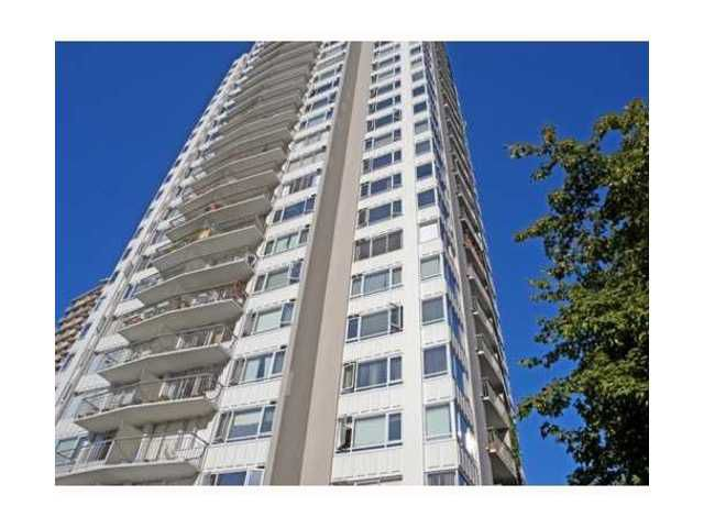 "Main Photo: 508 1850 COMOX Street in Vancouver: West End VW Condo for sale in ""The El Cid"" (Vancouver West)  : MLS®# V831084"