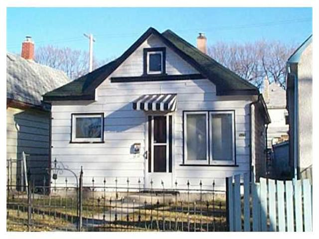 Main Photo: 525 TORONTO Street in WINNIPEG: West End / Wolseley Residential for sale (West Winnipeg)  : MLS®# 2116222