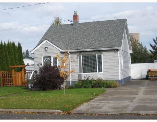 Main Photo: 1070 BURDEN Street in Prince_George: Central House for sale (PG City Central (Zone 72))  : MLS®# N187432