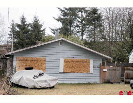Main Photo: 13557 HILTON Road in Surrey: Bolivar Heights House for sale (North Surrey)  : MLS®# F2903728