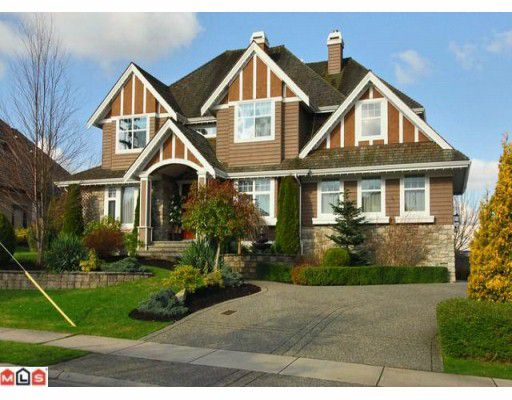 Main Photo: 15991 HUMBERSIDE Avenue in Surrey: Morgan Creek House for sale (South Surrey White Rock)  : MLS®# F1004607