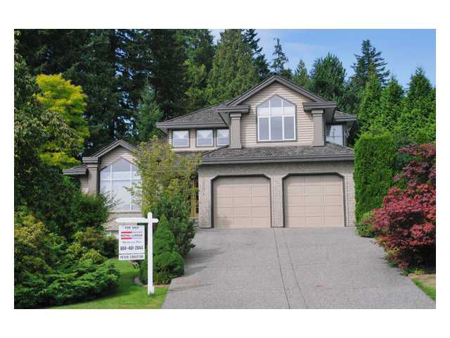 Main Photo: 2601 SANDSTONE Court in Coquitlam: Westwood Plateau House for sale : MLS®# V849820
