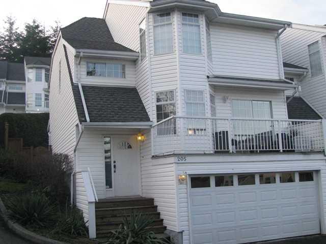 Main Photo: 205 1180 FALCON Drive in Coquitlam: Eagle Ridge CQ Townhouse for sale : MLS®# V865982