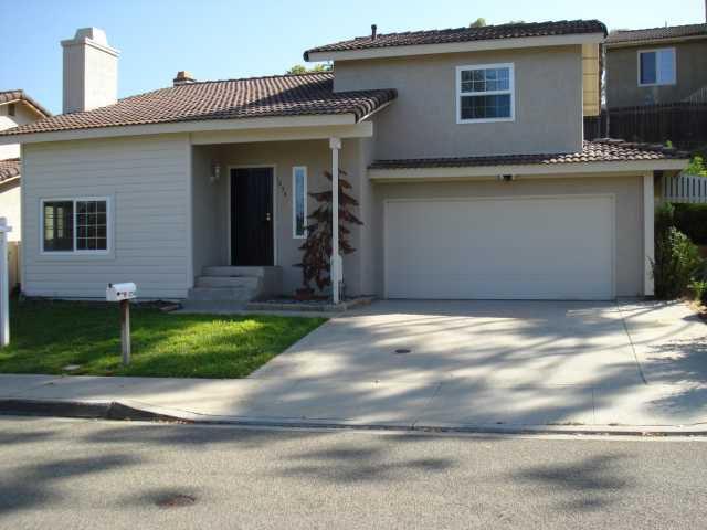 Main Photo: NORTH ESCONDIDO House for sale : 3 bedrooms : 1254 Avocado Avenue in Escondido