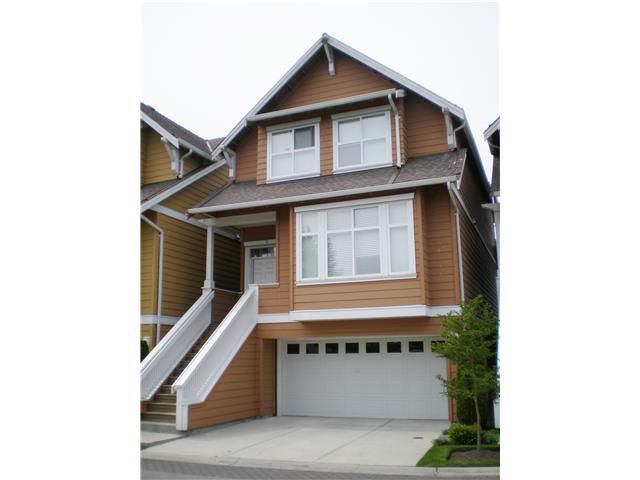 """Main Photo: 8 3088 FRANCIS Road in Richmond: Seafair Townhouse for sale in """"SEAFAIR WEST"""" : MLS®# V830424"""