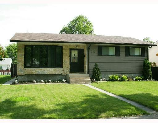 Main Photo:  in WINNIPEG: East Kildonan Residential for sale (North East Winnipeg)  : MLS®# 2812488