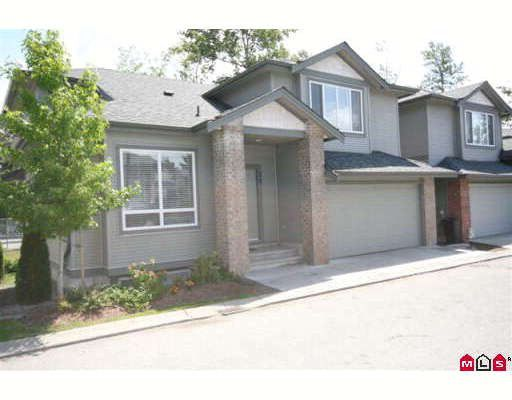 """Main Photo: 25 6116 128TH Street in Surrey: Panorama Ridge Townhouse for sale in """"PANORAMA PLATEAU GARDENS"""" : MLS®# F2912961"""