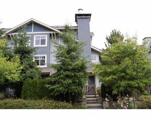 """Main Photo: 21 7488 SOUTHWYNDE Avenue in Burnaby: South Slope Townhouse for sale in """"LEDGESTONE"""" (Burnaby South)  : MLS®# V776666"""