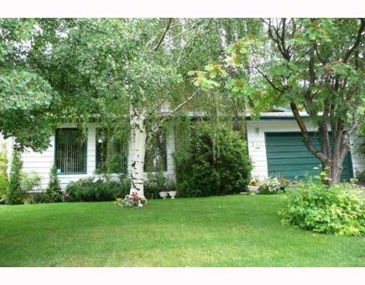 Main Photo: 517 OAKRIDGE Way SW in CALGARY: Oakridge Residential Detached Single Family for sale (Calgary)  : MLS®# C3387070