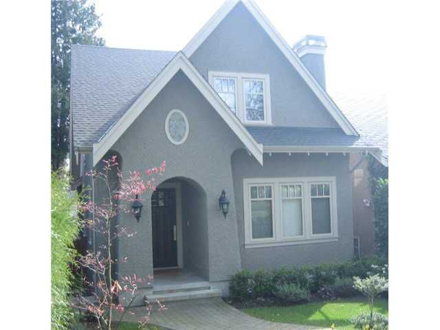 Main Photo: 3692 W 37TH Avenue in Vancouver: Dunbar House for sale (Vancouver West)  : MLS®# V850252
